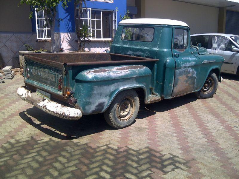 56 truck rear